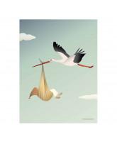 The stork kort