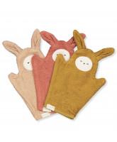 3 pak Bunny vaskeklude
