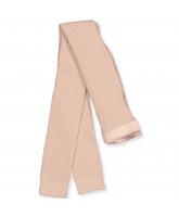 Rose dust rib leggings