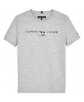 Organic grå t-shirt