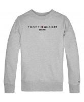 Organic grå sweatshirt