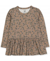Lucca bluse - modal soft