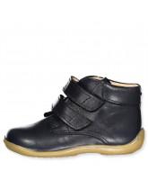 Mørkeblå støvler