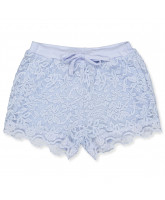 Heather sky shorts