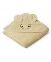 Organic Albert hooded towel