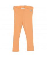Peach naught leggings