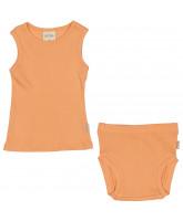 Peach naught undertøj