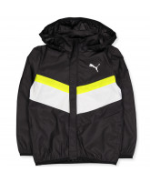 Sort windbreaker