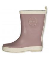 Lavendel gummistøvler