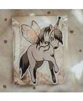 Flying pony strygemærke