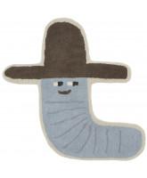 Calle Cowboy gulvtæppe