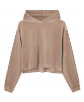 Frances cropped sweatshirt
