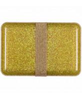 Madkasse - glitter gold