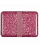 Madkasse - glitter pink