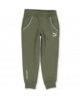 Grønne sweatpants