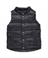 Black featherlight vest