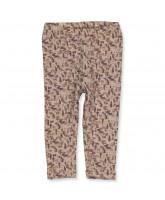 Khaki uld leggings
