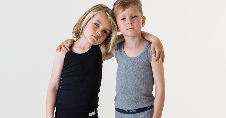 MarMar Børnetøj & babytøj -Nedtonet & stilrent dansk design!