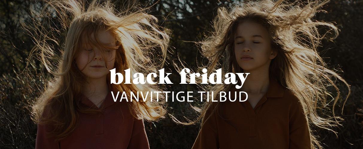 Black Friday tilbud på børnetøj og børnesko gode priser Houseofkids.dk