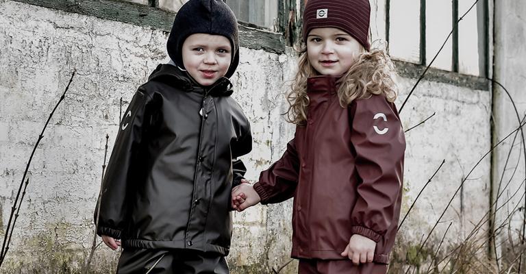 regntøj til børn