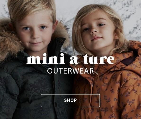 mini a ture outerwear
