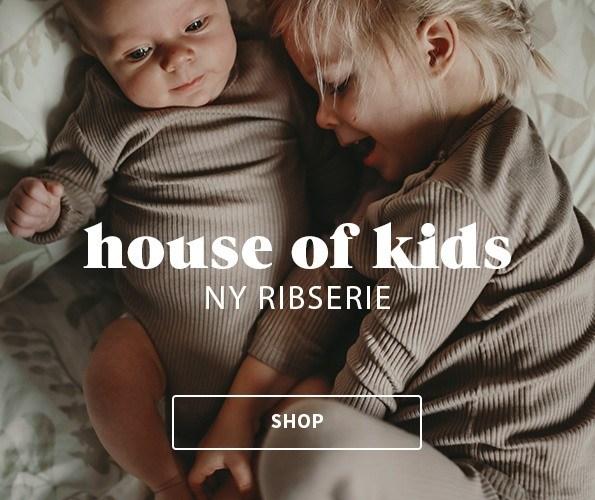 ny rib serie fra house of kids
